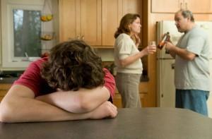 Алкоголь и семья