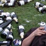 Алкогольная интоксикация