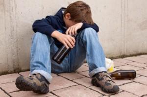 Характеристика детского алкоголизма