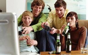 Воздействие алкоголя на организм подростка