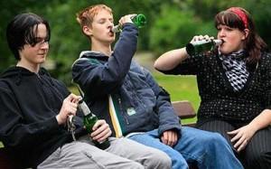 Подростковый пивной алкоголизм