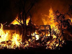 В Омской области основная причина пожаров – алкоголизм