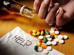 Сотня наркоманов и более шестисот алкоголиков живет в городе Пологи