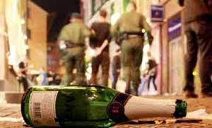 Алкоголизм и агрессия