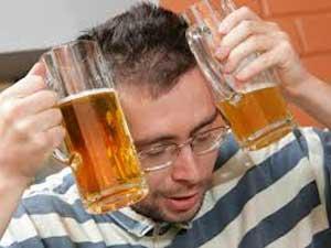 Первая стадия алкоголизма