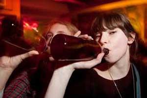 Нулевая стадия алкоголизма
