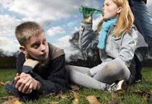 Детский алкоголизм и токсикомания