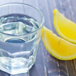 Настой с лимоном