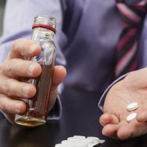 Совмещение алкоголя и антибиотиков
