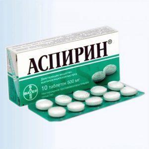Совместимы ли Аспирин и алкоголь?