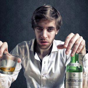 Внешний вид пьющего человека