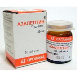 Взаимодействие Азалептина и алкоголя