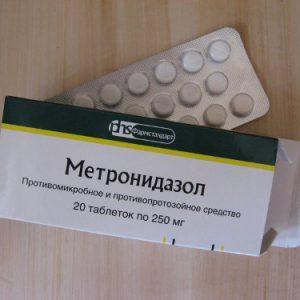 Метронидазол и алкоголь: совместимость, последствия
