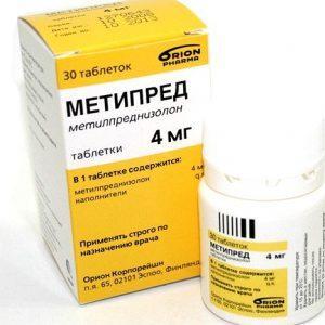 Совместимость Метипреда с алкоголем