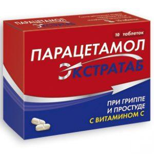 Парацетамол и алкоголь