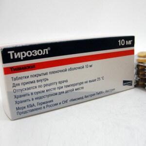 Совместимость Тирозола с алкоголем