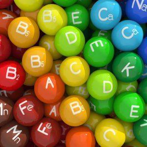 Витамины и нутриенты