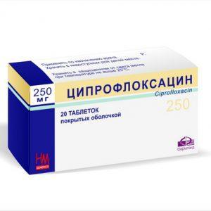 Ципрофлоксацин и алкоголь