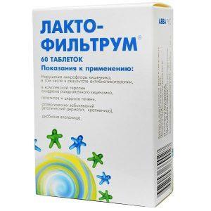 Лактофильтрум и алкоголь