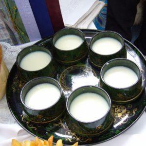 Архи – восточная водка на молоке