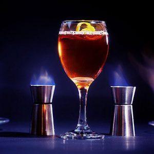 Блейзер – алкоголь с характером