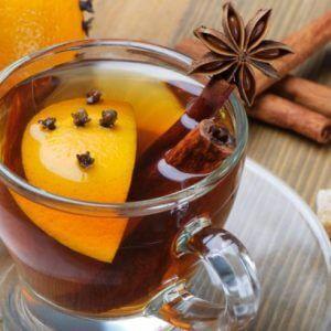 Чай с коньяком: мифы и факты