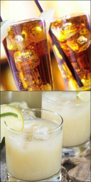 Джин и лаймовый сок