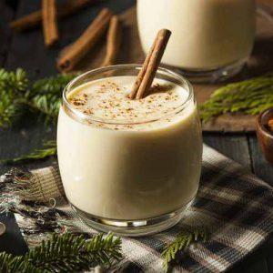 Эгг-ног – напиток со вкусом Рождества и Шотландии