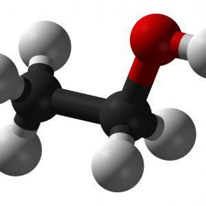 Этиловый спирт – формула и применение