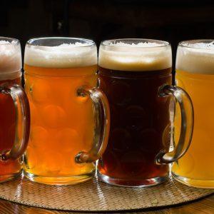 Калорийность и состав видов пива