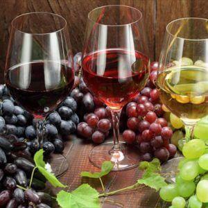 Калорийность разных видов вин