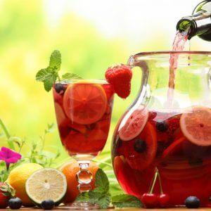 Крюшон – холодный десертный напиток