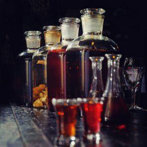 Алкогольные настойки