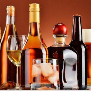 Названия алкогольных напитков