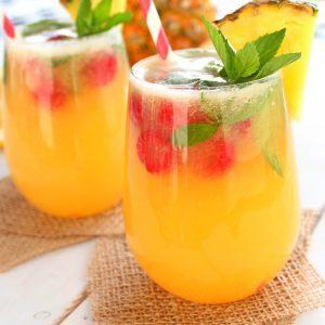 Пунш: алкогольные и безалкогольные рецепты напитка