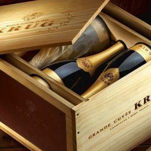 Сколько бутылок с шампанским в одном ящике?