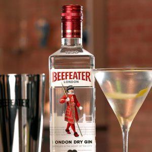 Джин «Beefeater dry gin»