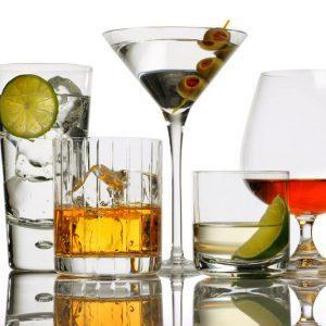 Классификация спиртных напитков по крепости