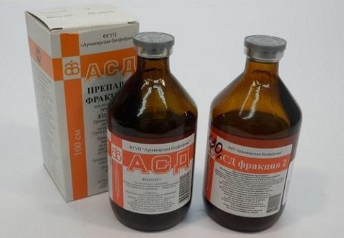 Лечение алкоголизма препаратом асд