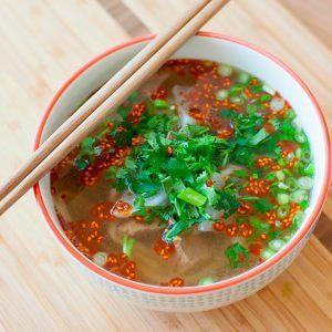 Как приготовить похмельный суп