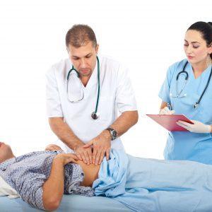 Кровотечение при циррозе печени
