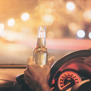 Наказание водителя за управление в состоянии алкогольного опьянения