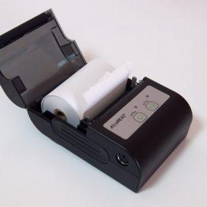 Принтер алкотестера