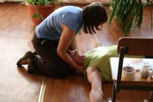 Первая вспомоществование рядом эпилепсии