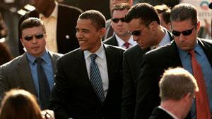 Снова увольняют охранников Б. Обамы
