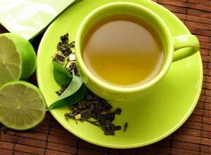 Зеленый чай от алкоголизма