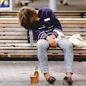 Стадии алкоголизма у женщин