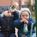 Детский пивной алкоголизм