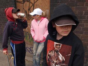 Детский алкоголизм как социально-педагогическая проблема и форма девиантного поведения