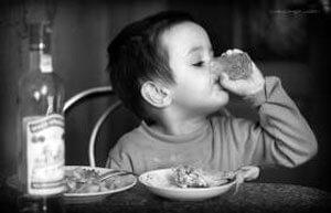 Детский и подростковый алкоголизм
